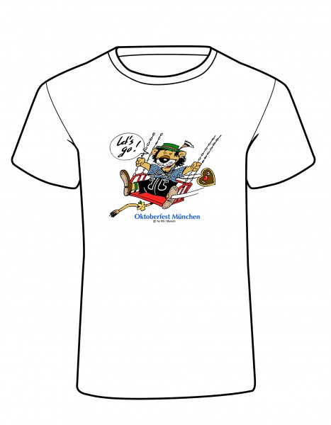 Kids' Design T-Shirt – Oktoberfest – Let´s go!!